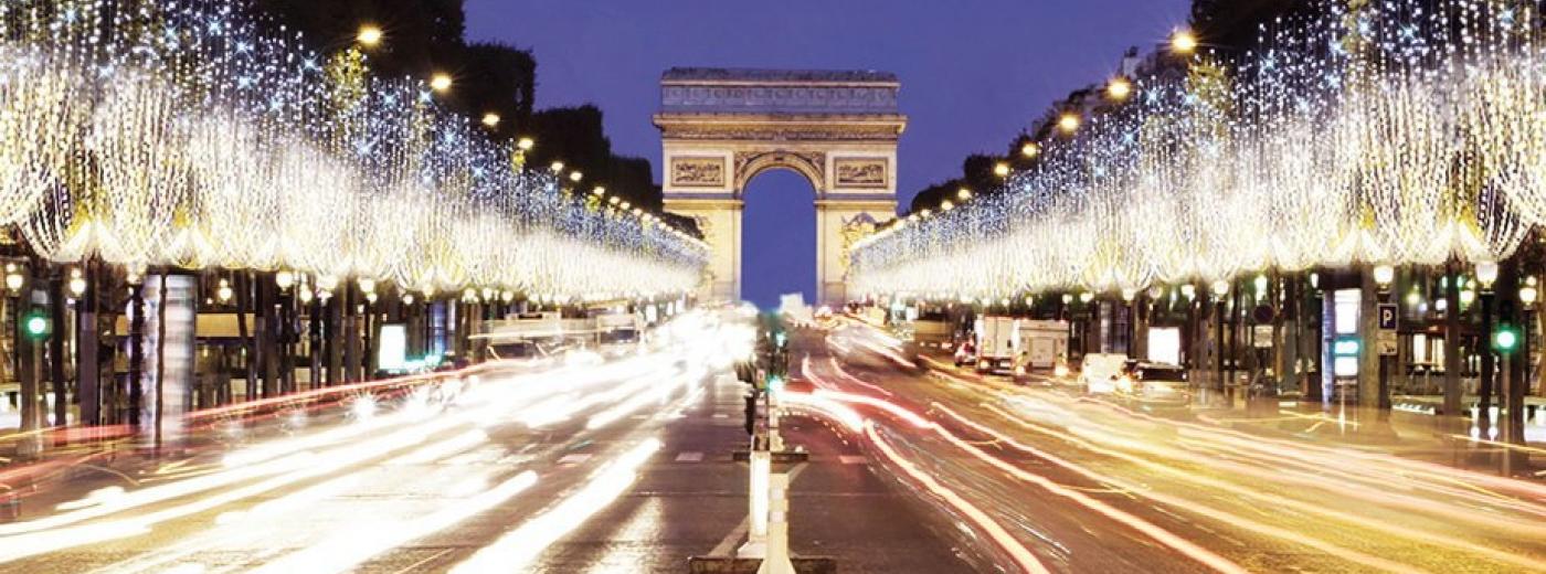 Passez les fêtes de Noël en famille à Paris